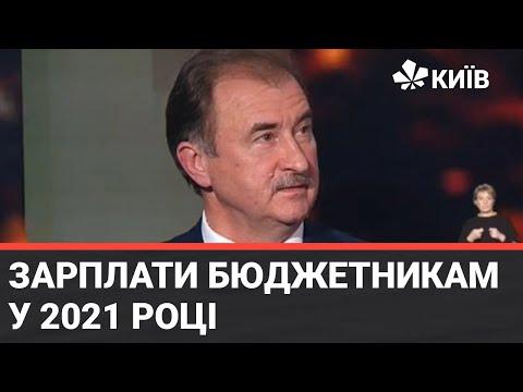 Телеканал Київ: Чи будуть підвищені зарплати бюджетним працівникам у 2021 році? (Погоджувальна Рада, 09.12.20)