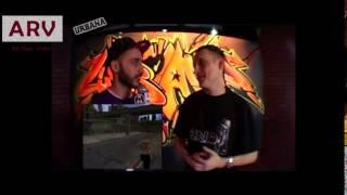 L'one про сериал Декстер и компьютерные игры, на #ARV (All Rap Video)
