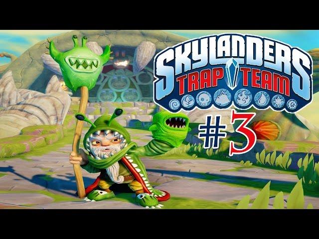 Skylanders Trap Team #3 FR : Montagne Chompy