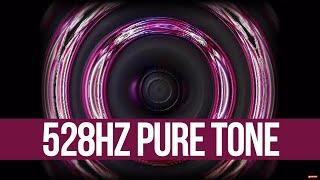 Repeat youtube video 528Hz (Single Tone)  - The Ancient Solfeggio Harmonics