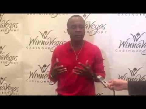 Sugar Ray Leonard Interview