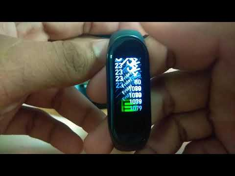 MI BAND 4 WATCH BEFORE BUYING NFC WITH MIC