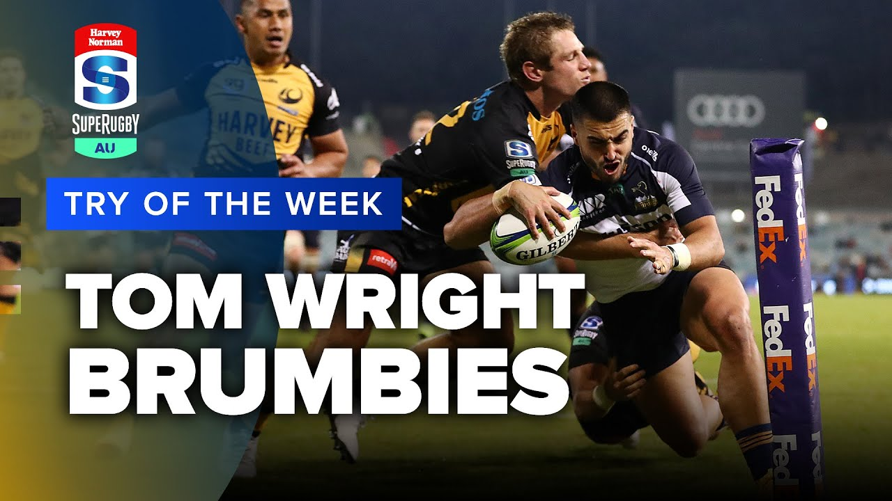 TRY OF THE WEEK | Super Rugby AU Qualifying Final