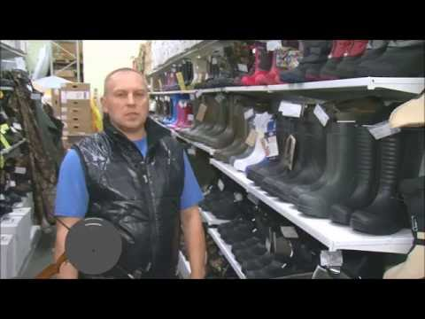 Зимние Ботинки Карло Пазолини - YouTube