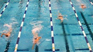 Югорские пловцы вошли в состав сборной России