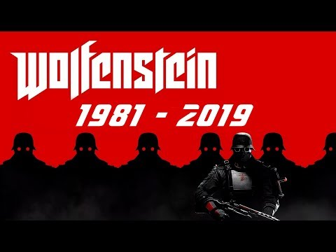 История / Эволюция  Wolfenstein