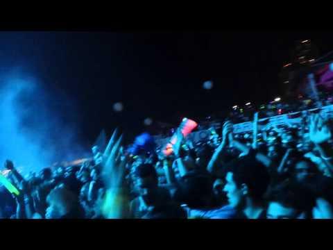 David Guetta Ultra Music Festival 2014 Mini Compilation In Crowd View