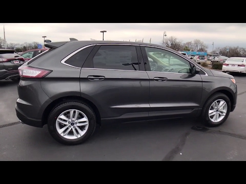 2017 ford edge redding eureka red bluff northern for Crown motors redding ford