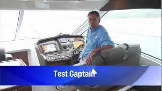Cruisers Yachts 45 Cantius Test 2013- By BoatTest.com