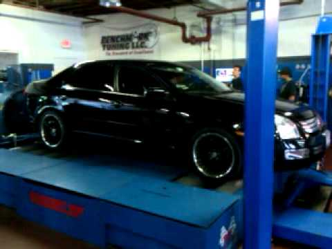 Benchmark Tuning Dyno Day 07 Ford Fusion 3 0 Youtube