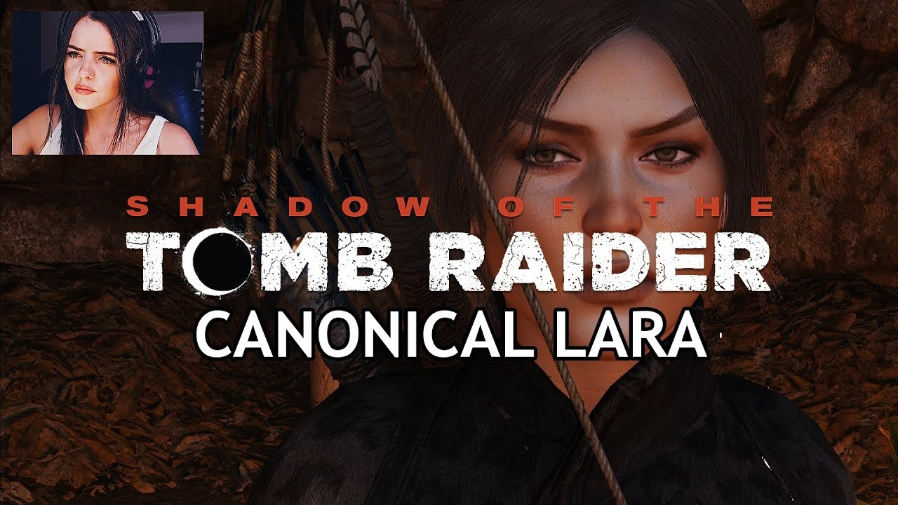 New Shadow of the Tomb Raider Face Mod Replaces Lara's Face Texture