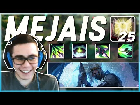 TFBlade | MEJAIS Akali does SO MUCH DAMAGE!!!