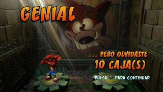 Crash Bandicoot N. Sane Trilogy#1 ALV