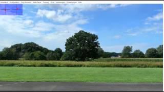 Lernvideo 3D Heli Fliegen , Teil2: Geradeaus und Kreise in allen Lagen