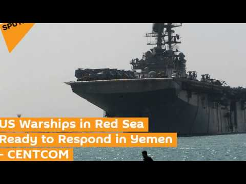2 US Warships Are Now Parked In The Red Sea Ready to Respond In Yemen