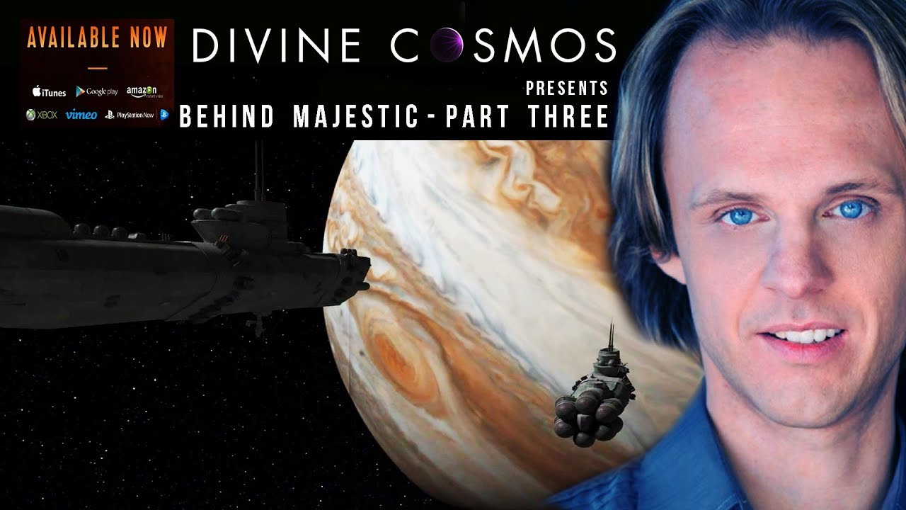 David Wilcock: Behind Majestic [Part 3 of 6]