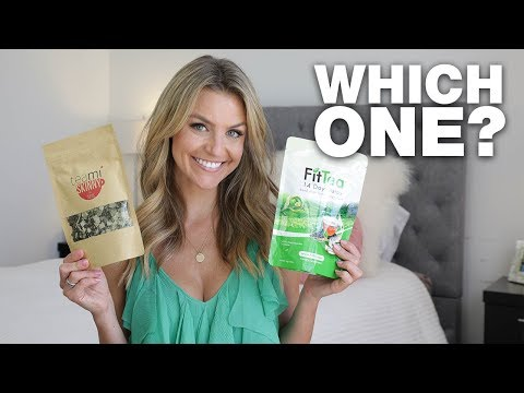 The BEST Detox Skinny Tea Of Them ALL -  Comparison Review