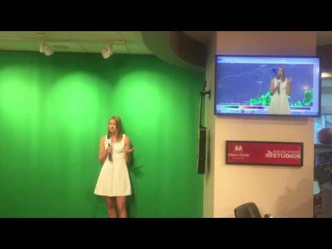 Seacrest Studios Weather Update June 19, 2017