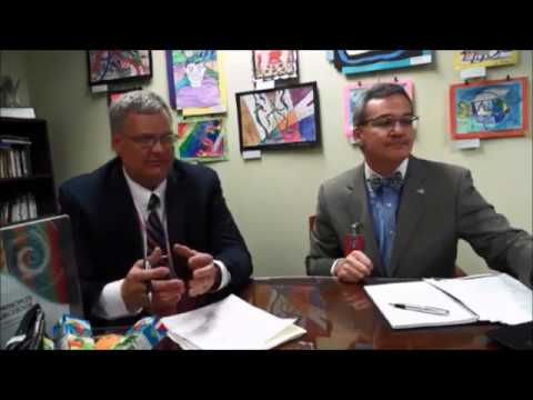 Online Lunch with the Superintendent 2-23-17
