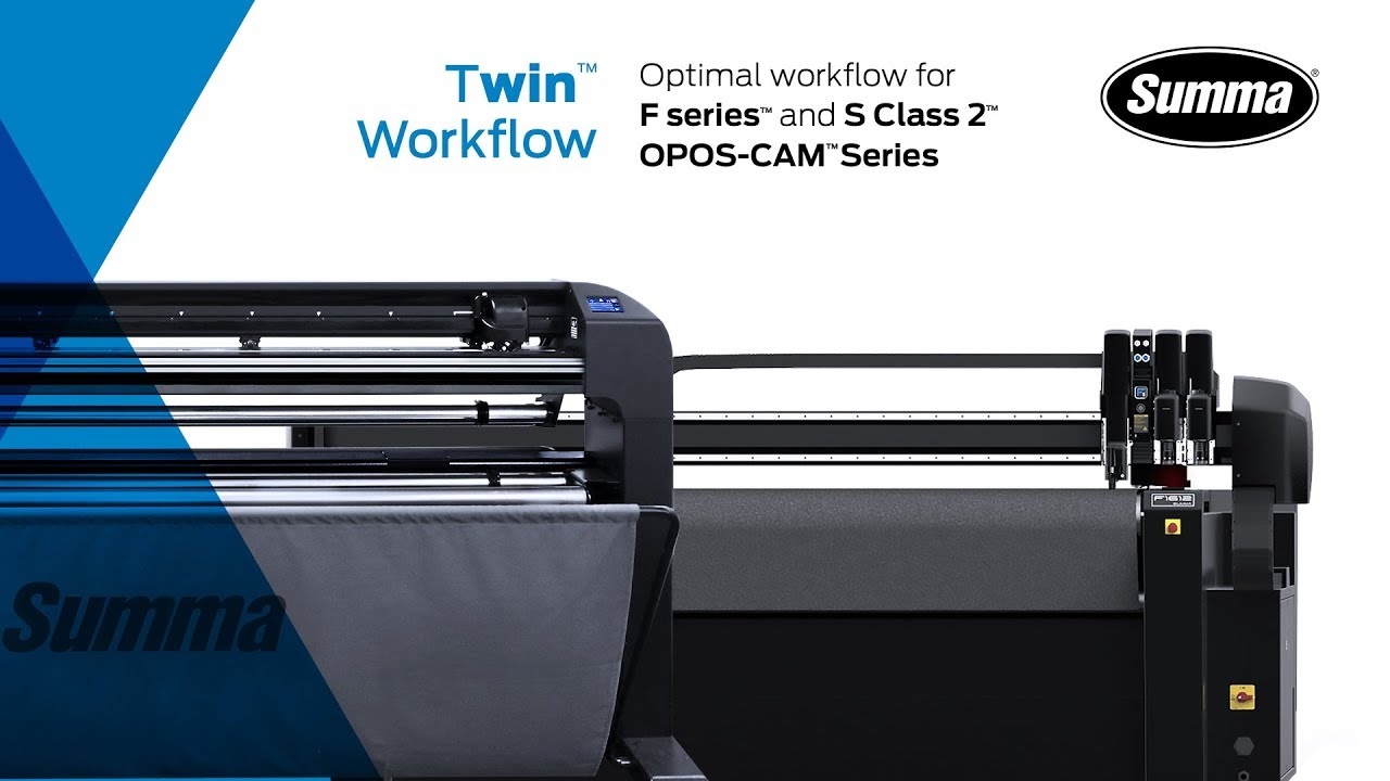 Summa Twin Workflow / S Class 2 Series / F Series by Summa NV