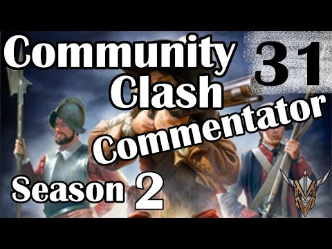 Скачать Commentator   Community Clash Multiplayer   Season 2   Europa  Universalis IV   31 - смотреть онлайн - Видео
