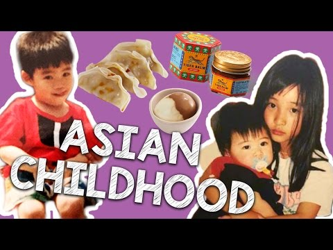 11 Things All Asian Kids Grew Up With