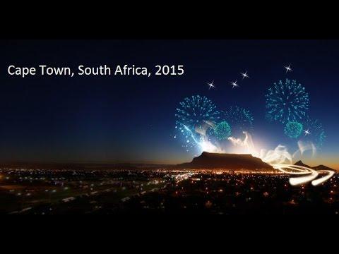 Cape Town Dream   a Beautiful Year 2015