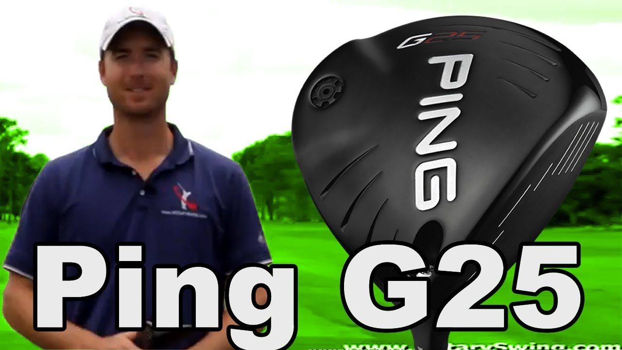 ping g25 driver review golf digest