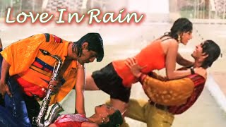 Love in Rain, Chunky Pandey, Somy Ali, Teesra Kaun - Romantic Song