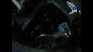 Как просто заменить масляный насос Ваз классика не снимая двигателя.
