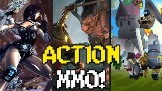 TOP TEN ACTION PACKED MMO YOU HAVE TO PLAY NOW! 2017
