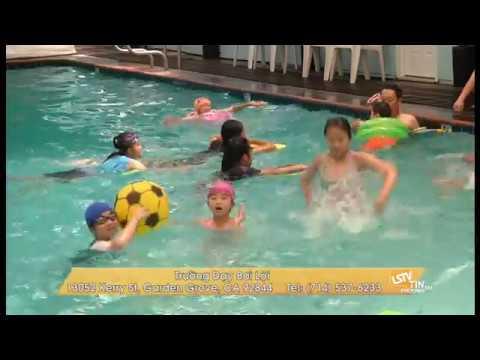 Local News-Swimming School in Garden Grove, California