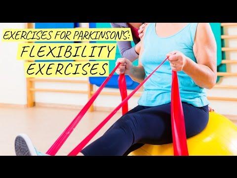 Exercises for Parkinson's: Flexibility Exercises - YouTube