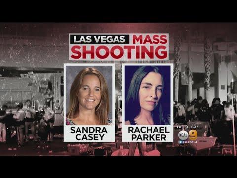 Vigil Held For Two Manhattan Beach Victims Of Las Vegas Shooting