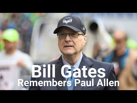 Bill Gates remembers Paul Allen