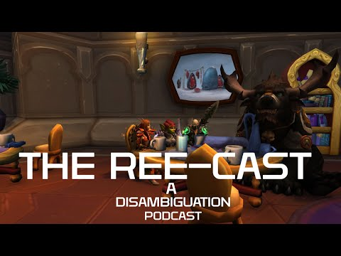 The Ree-cast - Disambiguation Podcast - Episode 1