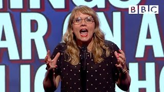 Unlikely things to hear on a TV police show - Mock the Week: 2017 - BBC Two