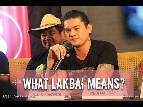 Baste Duterte in TV5's Newest Reality Adventure Show LAKBAI!