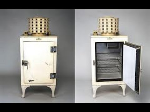 refrigerator invented youtube. Black Bedroom Furniture Sets. Home Design Ideas