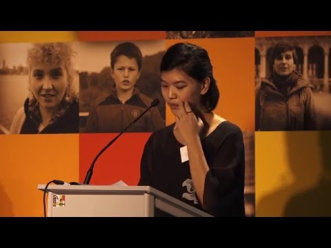 Statement by the International Forestry Students' Association President, May Anne Then. This presentation was given on 1 December 2015 at the ThinkForest ... Author : EuropeanForest