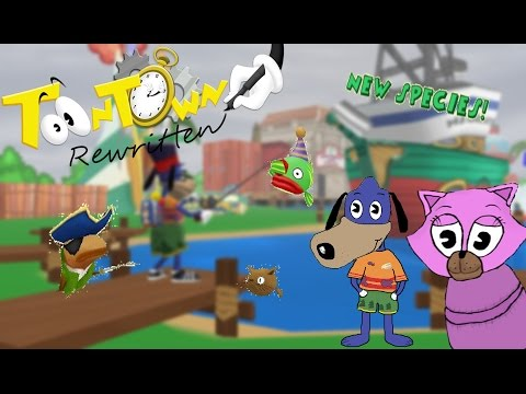 Toontown Rewritten - Fish Advisor
