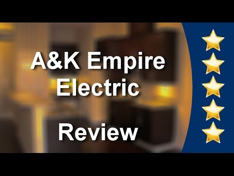 A&K Empire Electric Raleigh Terrific 5 Star Review by Andrew W.