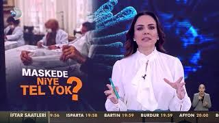 2020-05-04 - TEİS - Kanal D AnaHaber - Maske Haberi - Ecz. Ali Erdem - TEİS Genel Sekreter Yrd