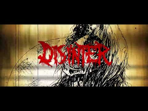 DISINTER - Demolition of the Mind (Lyric Video)