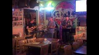 "Jed Luckless Band ""Far Gone Blues"" 09.26.14 @ The Bayou"