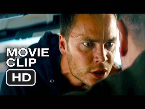 Savages Movie CLIP - Step Up Right Now - Oliver Stone Movie (2012) HD
