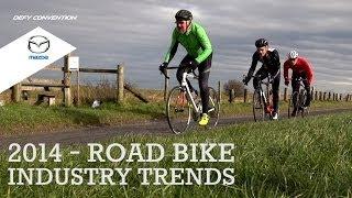 2014 Road Bikes - Industry Trends