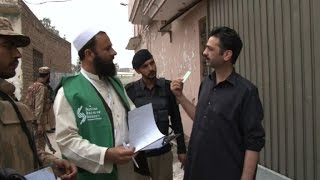 Security high as Pakistan launches first census in 19 years
