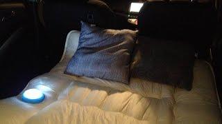 車中泊用にニトリ¥2980敷布団を買いました thumbnail