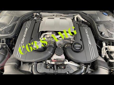 C63 S AMG